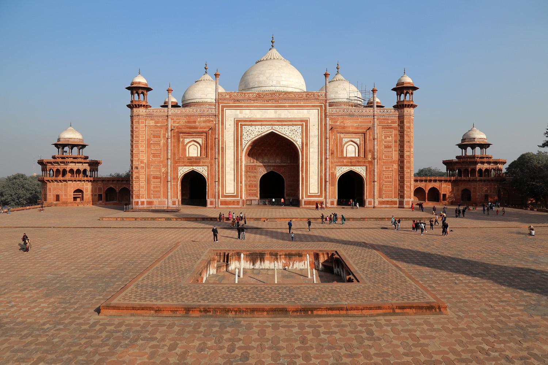 18-tajguesthouse Guest House,  Taj Mahal,  Agra, India, 2018