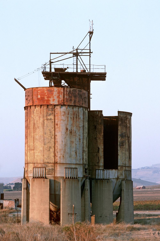cementY Cement Factory,  American Canyon, California, 1994