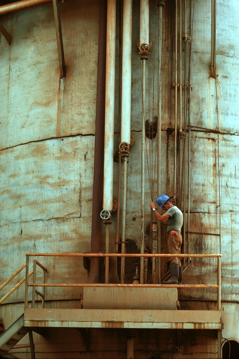 sugarmill Sugar Mill, Kauai, Hawaii, 1975