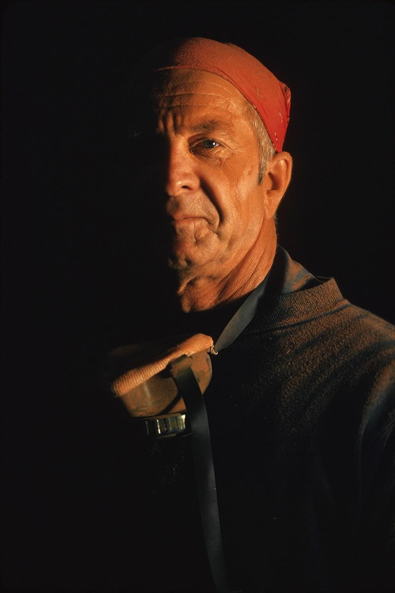 woodworker Woodworker,  Sherman Oaks, California, 1975