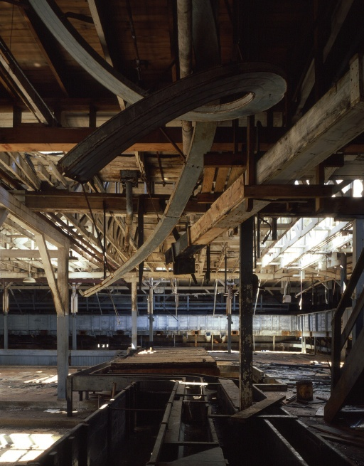chutes Cannery 4 of 21, Monterey, California, 1979