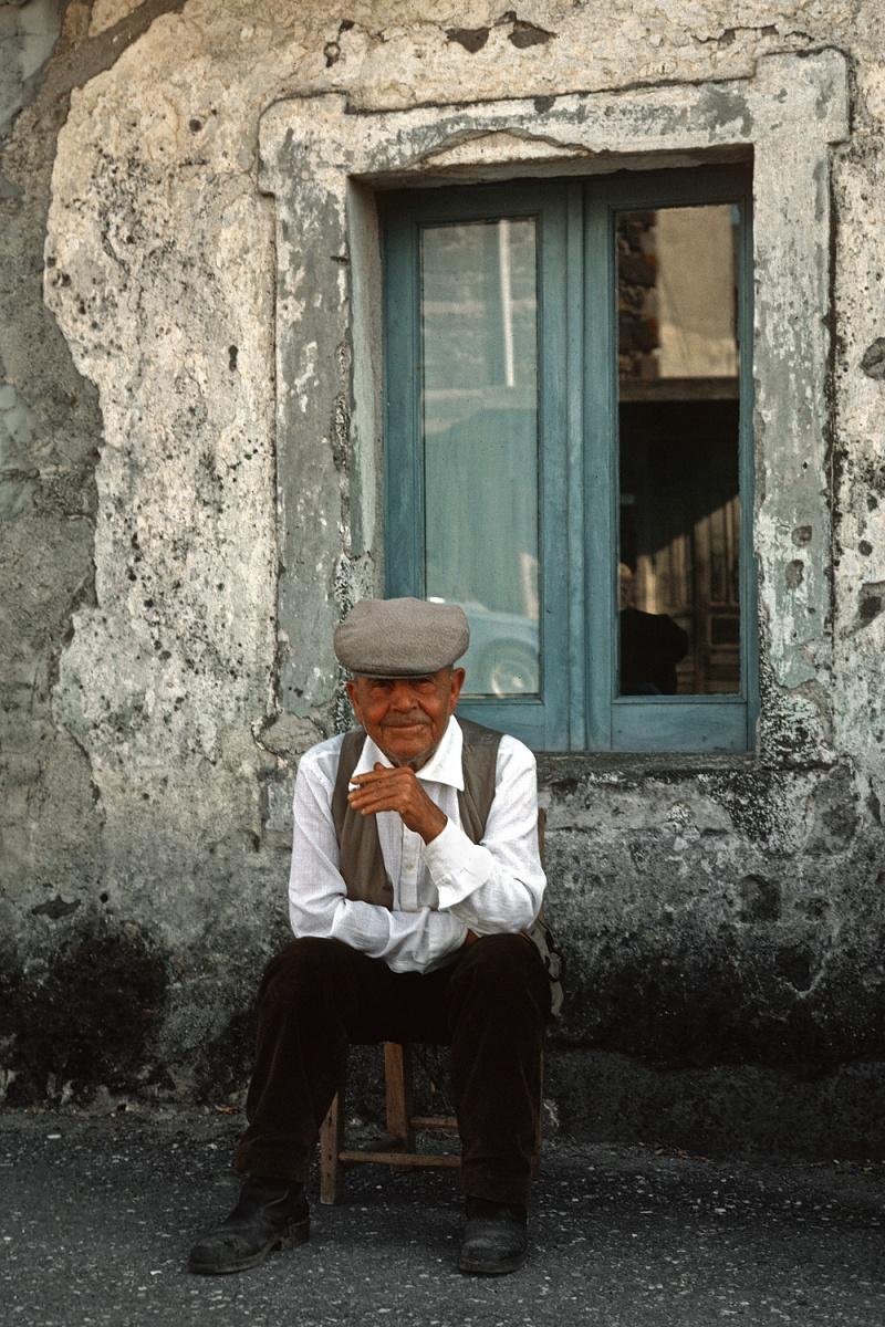 contadino Contadino,  Sédilo, Sardinia, 1984