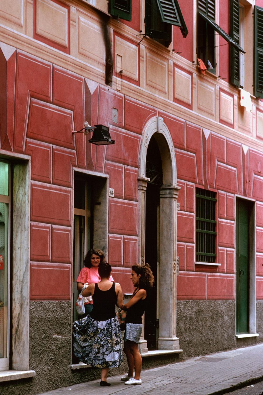 ligure Faux Stones,  Santa Margherita Ligure, Italy, 1991