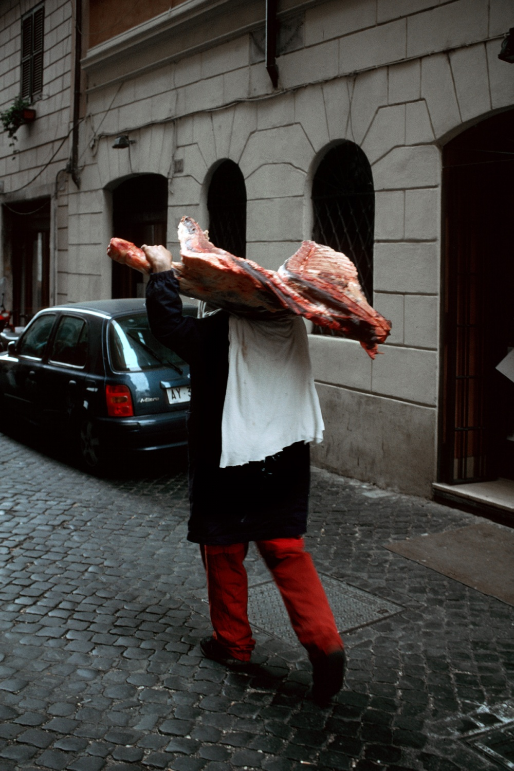 meatstreet Meat Transport, 