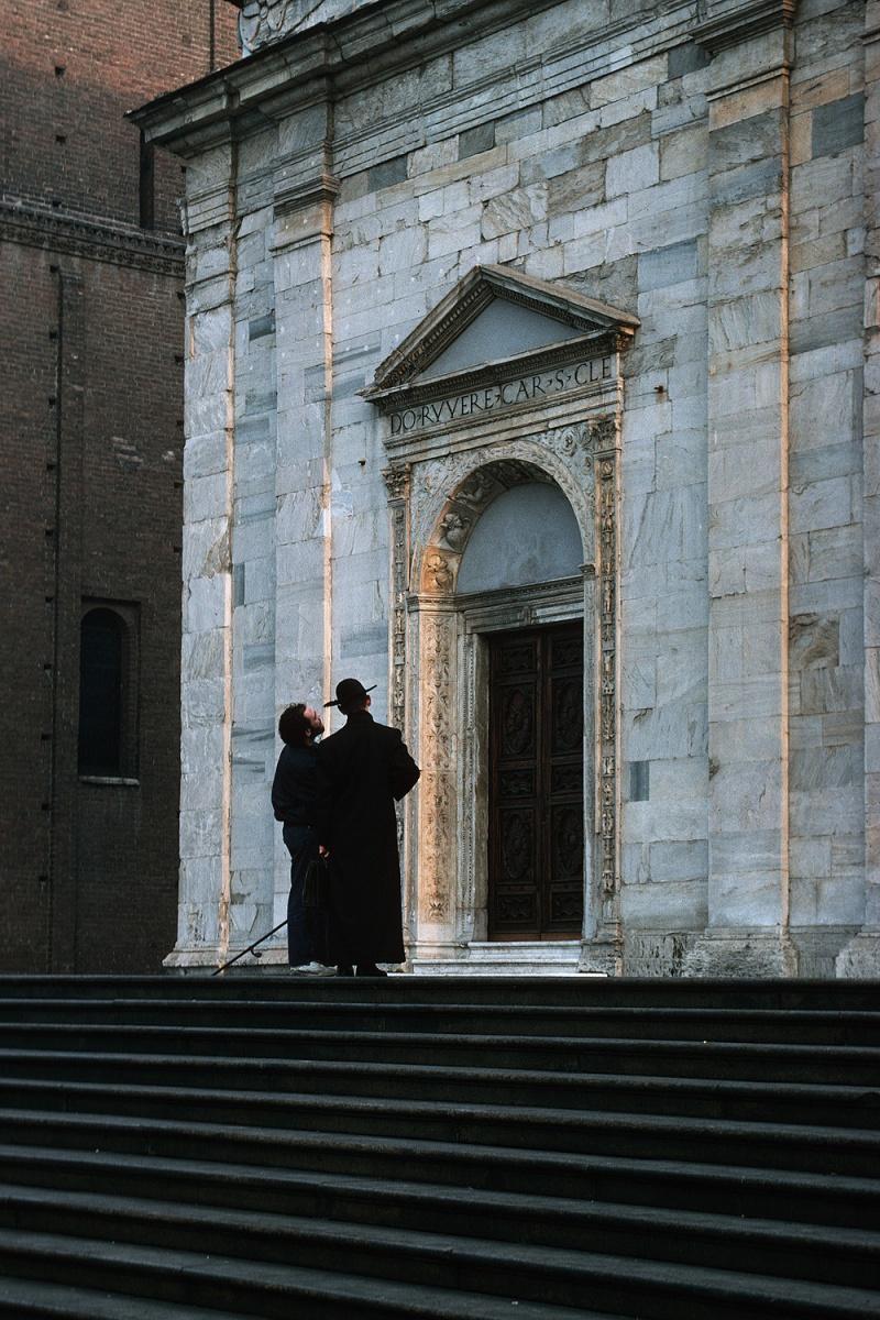 prieststeps Lost in Translation,  Torino, Italy, 1995