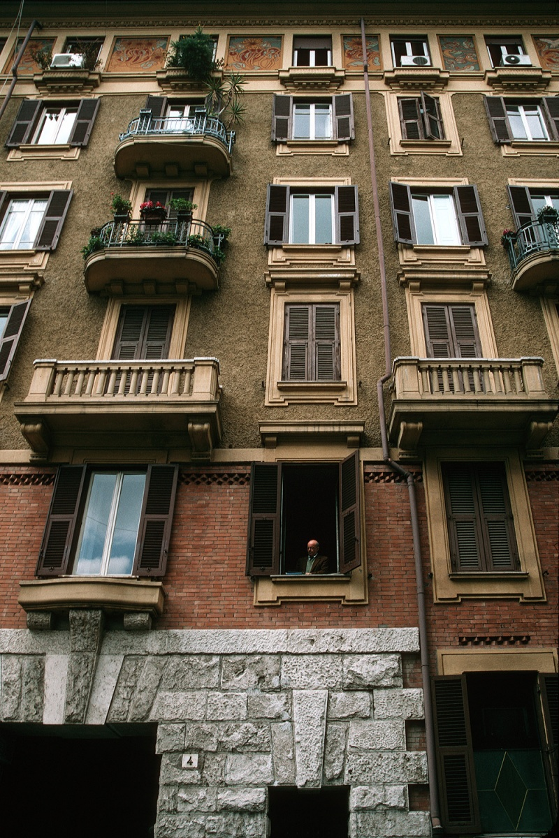 romeapartment (Relatively) New Apartments,  Rome, Italy, 2004