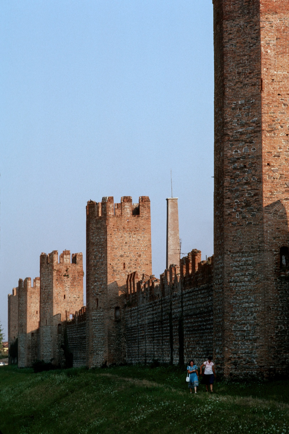 towerwalls Outside the City Walls, 