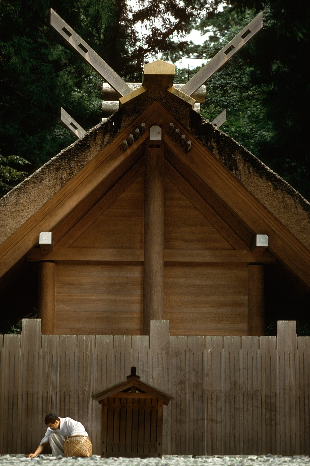 isebox Ise Shrine Now and Future, Iseshi, Japan, 1977