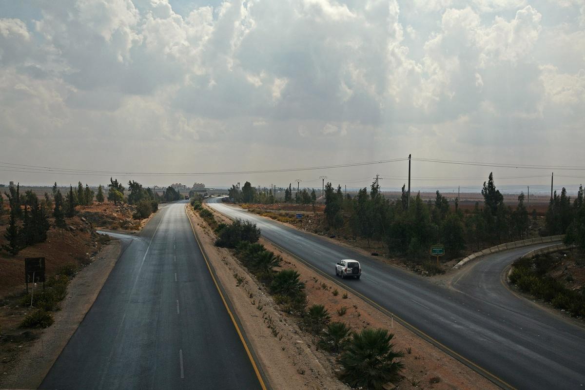 expressway Expressway, Syria, 2008