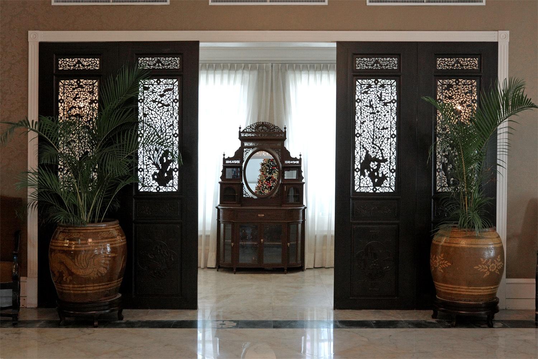 hotelpalms Eastern & Oriental Hotel,  Penang, Malaysia, 2014