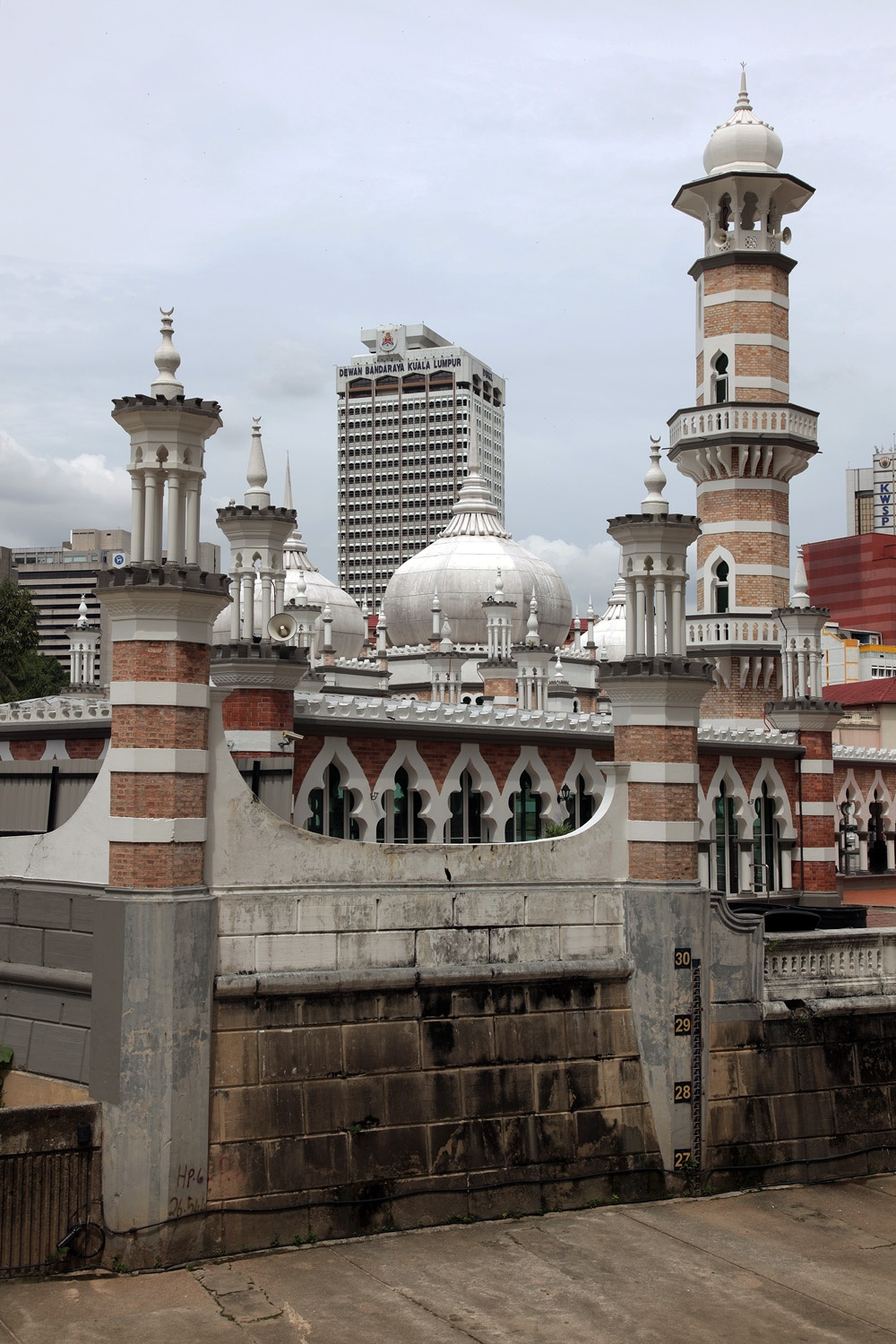 mosquewall