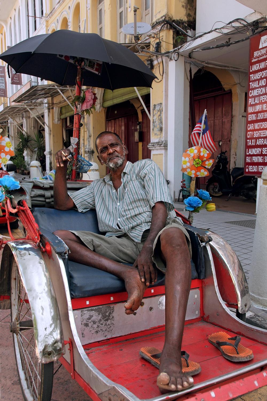 rickshawdriver