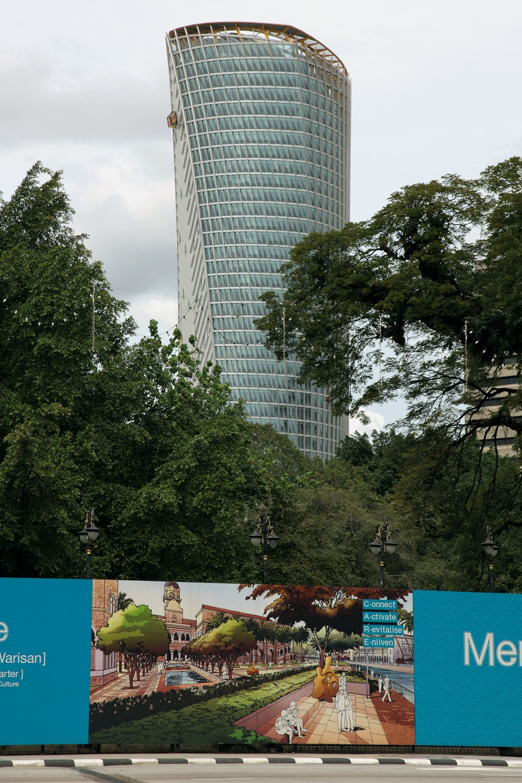 towertrees ? tower,  Kualla Lumpur, Malaysia, 2014