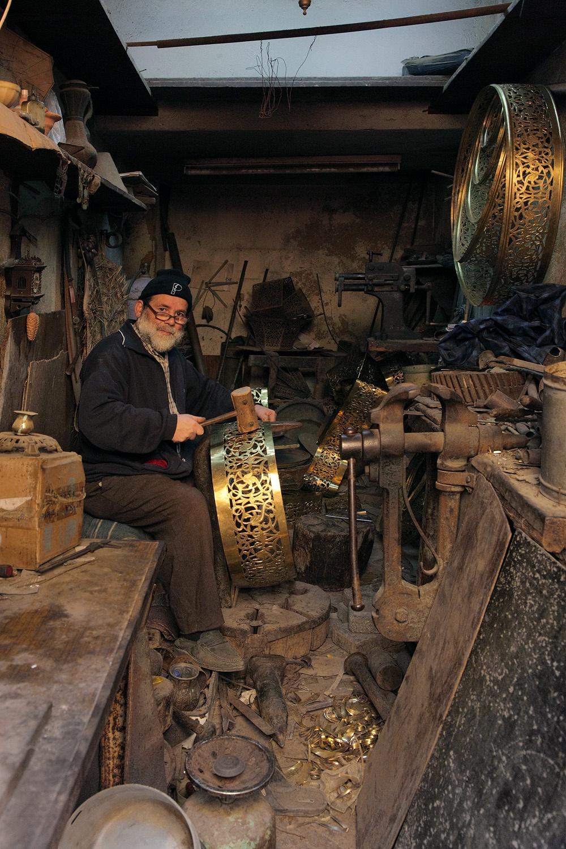 brasssmith Fes el Bali, Morocco, 2013