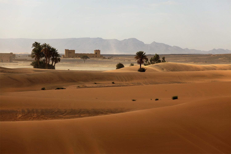duneedge Edge of the Dunes,  Merzouga, Morocco, 2013