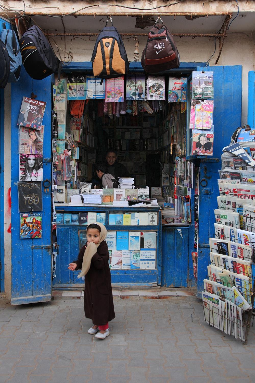 magazinegirl Essaouira, Morocco, 2012