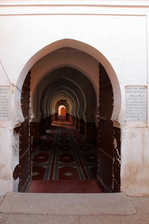 mosquedoor