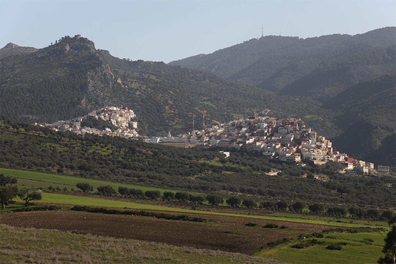 mouleypan Mouley Idriss, Morocco, 2013