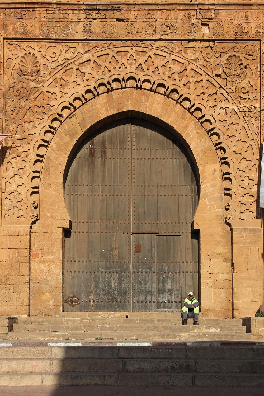 oudayasgate Oudayas Kasbah Gate,  Rabat, Morocco, 2013