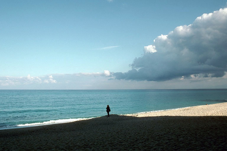 calabriabeach On the Beach, Tropea, Calabria, Italy, 2000