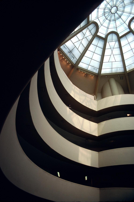 guggenheim Guggenheim Museum, New York, New York, 1980