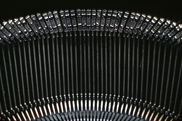 type Typewriter, 1974