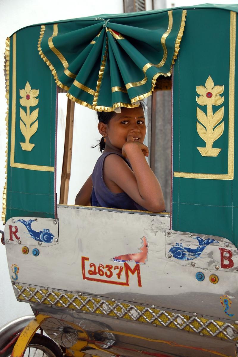 rickshawgirl