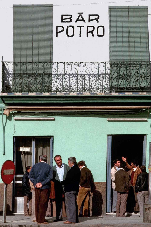 barporto Bar Porto,  Portugal, 1983