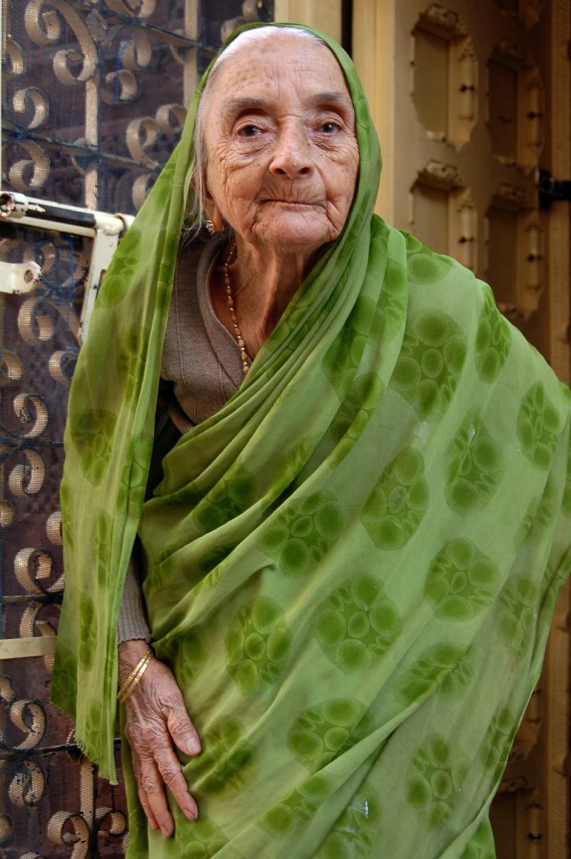 greensari  Jodhpur, India, 2006