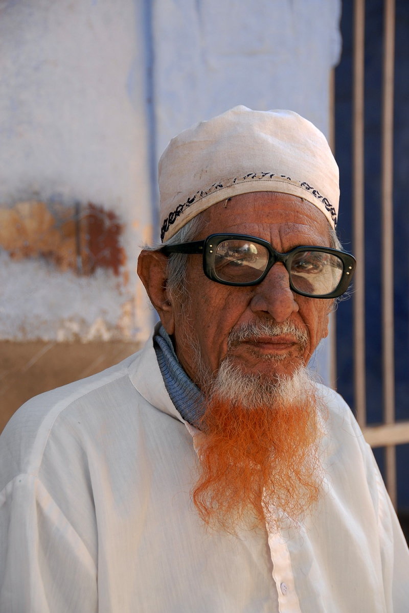 redbeard  Jodhpur, India, 2006