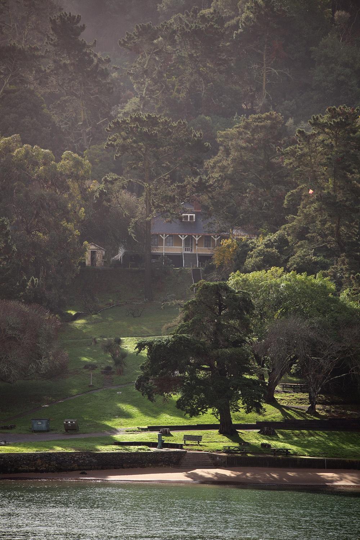angelhouse Ranger Residence?,  Angel Island,  San Francisco,California, 2012