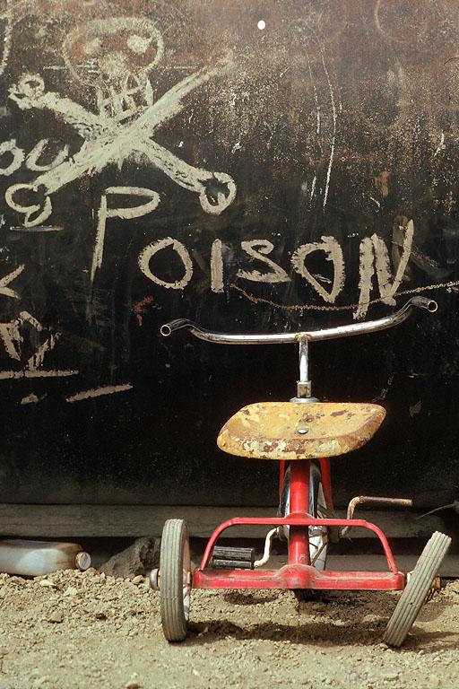 poison  Richmond, California, 1974