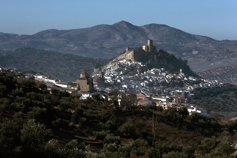 montefrioscape Monte Frio, Spain, 1983