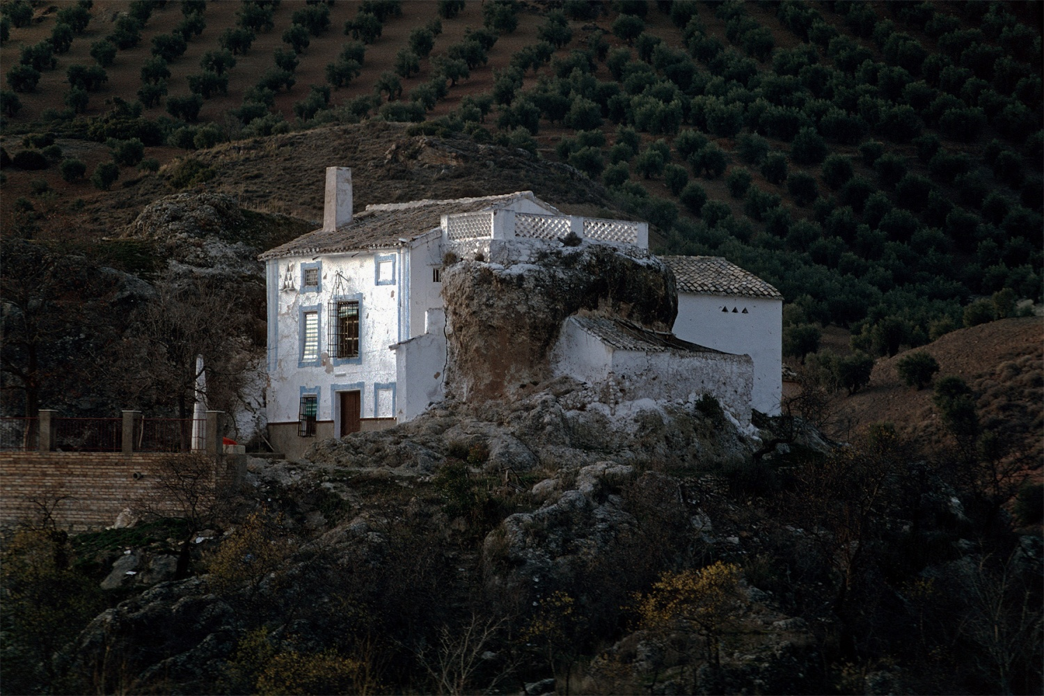 rockhouse Farmhouse, 