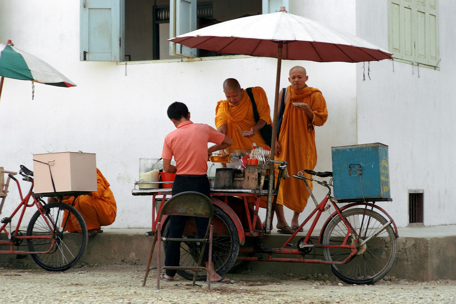 bicyclemonks
