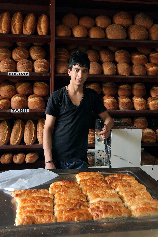 bakedgoods Bakery,  Iznik, Turkey, 2010