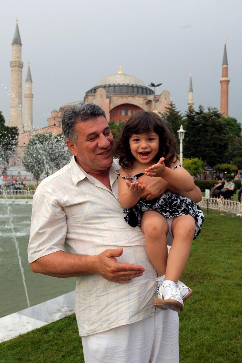 bigkiss Big Kiss,  Sultan Ahmet Park,  Istanbul, Turkey, 2010
