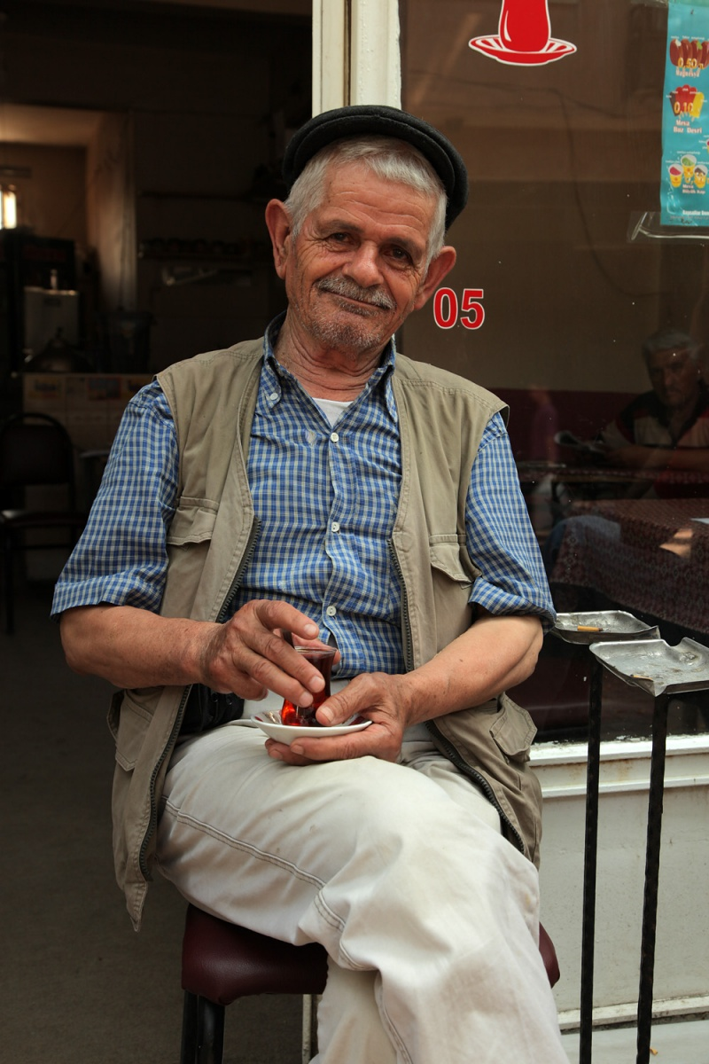 cafepatron Iznik, Turkey, 2010