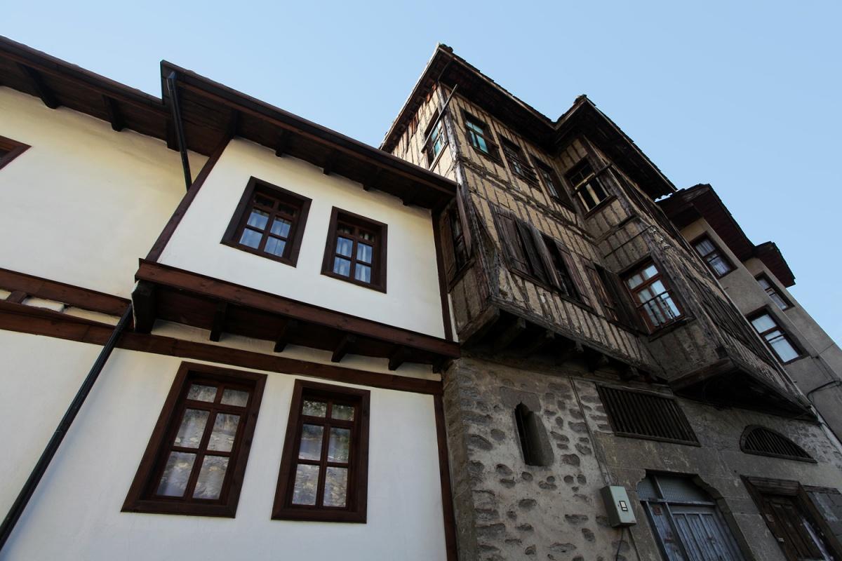 houseangles Traditional Houses,  Saframbolu, Turkey, 2010