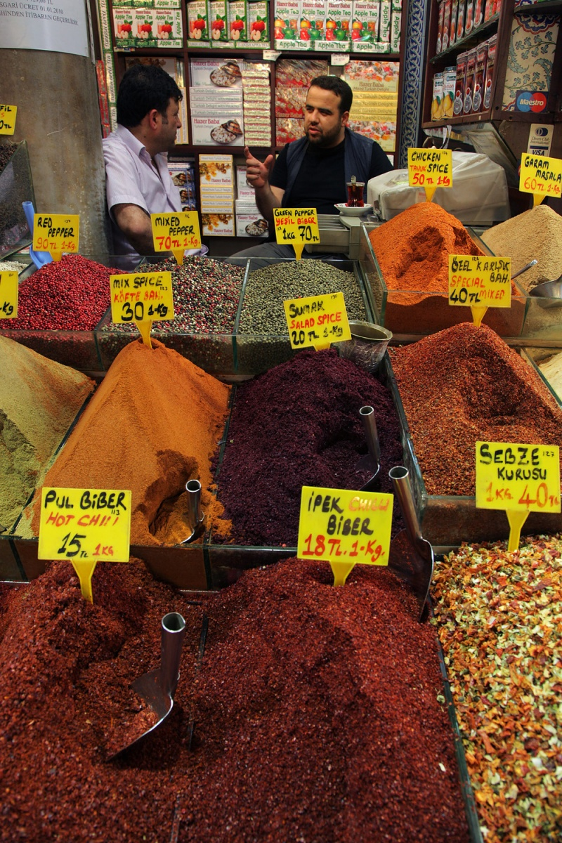 spices Spice Market, 