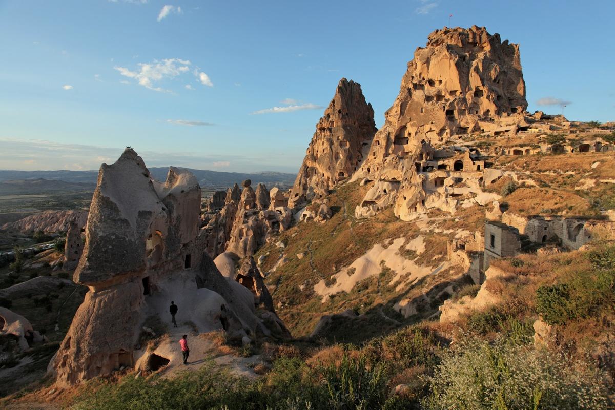 uchisarcastle The Castle,  Uchisar, Turkey, 2010
