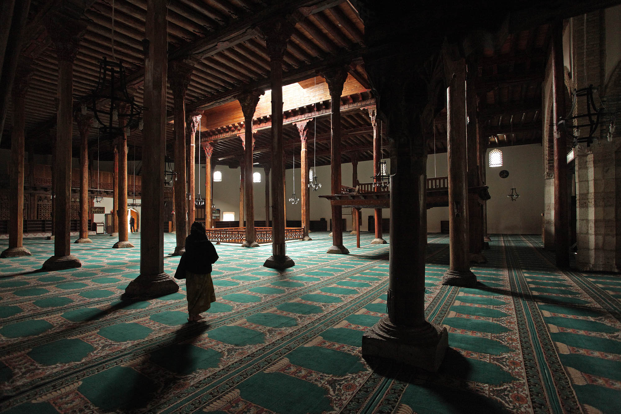 woodenmosque
