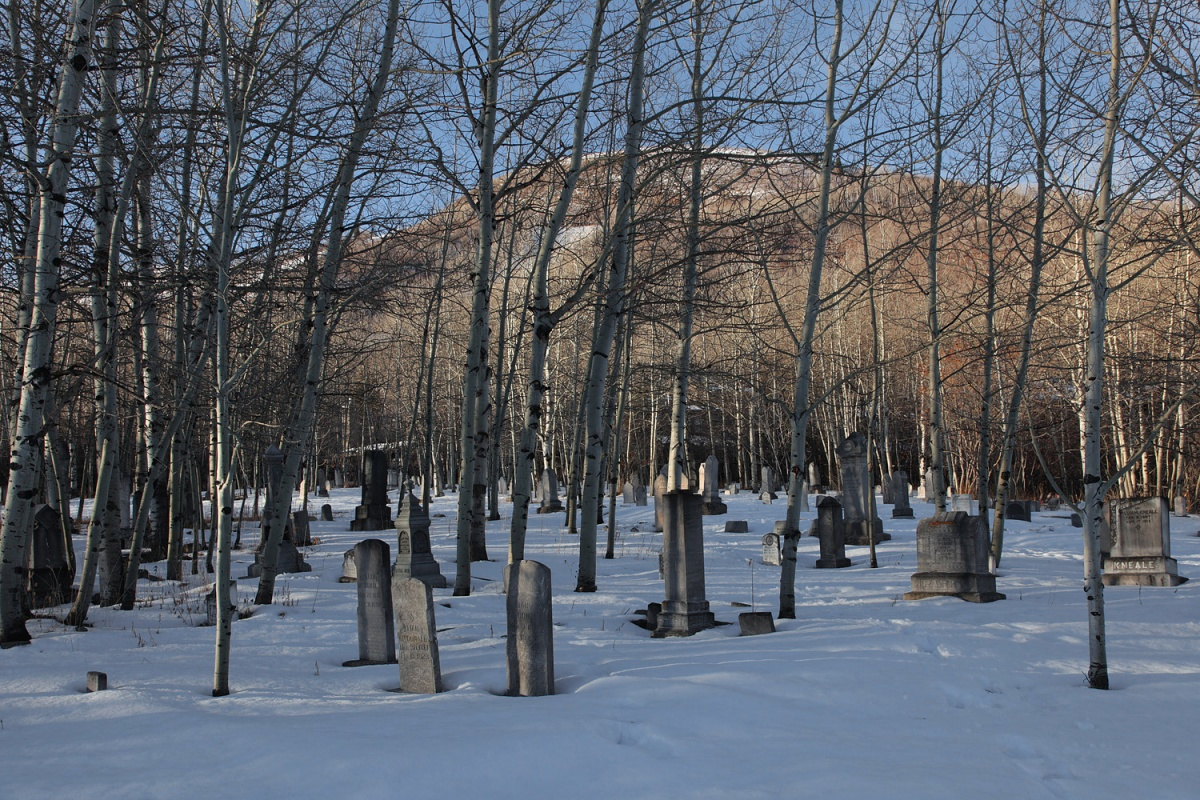 cemeteryridge Cemetery,  Park City, Utah, 2011
